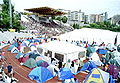 Genova-G8 2001-Stadio Carlini.jpg