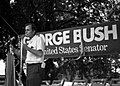 George Bush speaks at a hamburger fry in Marshall, TX, during the 1970 Senate Race 2500.jpg