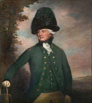 George Damer, 2nd Earl of Dorchester - Image: George Damer 2nd Earl of Dorchester