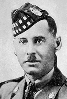 George Fraser Kerr Recipient of the Victoria Cross