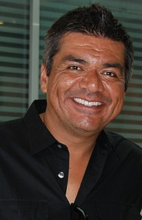 George Lopez American stand-up comedian
