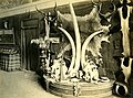 German East African Exhibit. (horn examples). (Palace of Agriculture). (1904 World's Fair).jpg