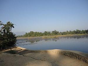 Ghodaghodi Tal - Image: Ghodaghodi Lake 2