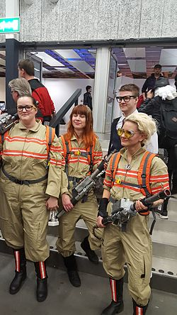 Ghostbusters 2016 cosplay