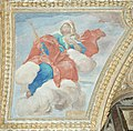 Giacinto Brandi, Allegorie delle Virtù di Sant'Erasmo - Modestia (1662-3).jpg