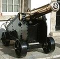 Gibraltar, Main Street, Kanone.JPG