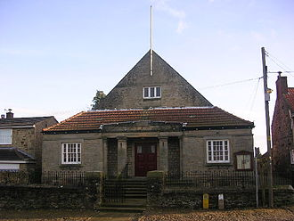 Gilling West - The Village Hall