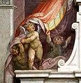Giovan battista naldini, putti reggi cortina della tomba di michelangelo, 1564-74 ca. 01.jpg