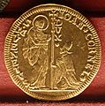 Giovanni corner II, multiplo da 8 zecchini tipo ducato, 1709-22, 01.jpg