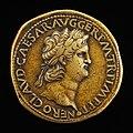 Giovanni da Cavino, Nero, A.D. 37-68, Roman Emperor A.D. 54 (obverse), NGA 45044.jpg