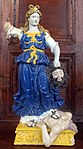 Giovanni della robbia, bottega, giuditta e oloferne (da abbondanza di donatello).JPG