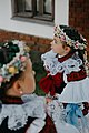Girls in traditional costumes of Moravia.jpg