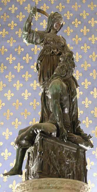 Judith and Holofernes (Donatello) - Judith and Holofernes