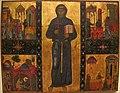 Giunta pisano (scuola), s. francesco e storie della sua vita, 1260-70 ca..JPG