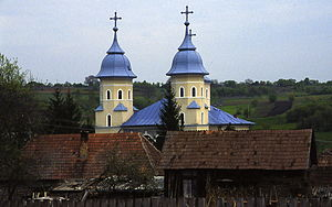Hodod - Giurtelecu, Romanian Orthodox church