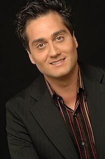 Giuseppe Filianoti Italian lyric tenor from Reggio Calabria
