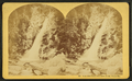 Glen Ellis Falls, near Glen House, White Mts, by Kilburn, B. W. (Benjamin West), 1827-1909.png