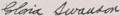 Gloria Swanson signature 1921.png