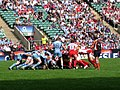 Gloucester Rugby cardiff blues edf cup april 2009 4.jpg