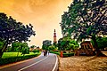 Glowing Skies at Qutub Minar.jpg