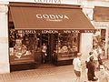 Godiva Chocolatier, Regent Street, London, 22 June 2014.jpg