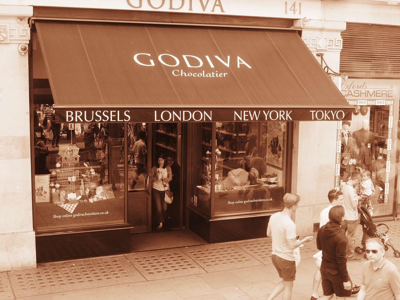 GODIVA Chocolatier since 1926