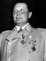 Hermann Göring en 1945