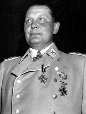 Bellum se ipsum alet - Göring applied bellum se ipsum alet on occupied Soviet territory in 1942