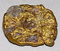 Gold-quartz placer nugget, Lead SD.jpg