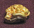 Gold nugget (placer gold) (Gold Run Placer Deposit, Boulder County, Colorado, USA) (16881056838).jpg