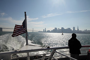Golden Gate Ferry - Image: Golden Gate Ferry