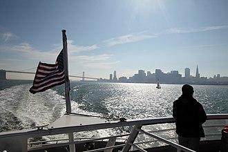 Golden Gate Ferry - Image: Golden Gate Ferry