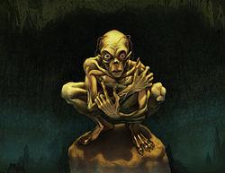Gollum Wikipedia La Enciclopedia Libre