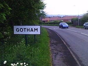 Gotham, Nottinghamshire - Image: Gotham, England