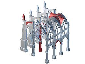 Gotička arhitektura 300px-Gotic3d2