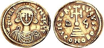 Solidus des dux Godescalcus