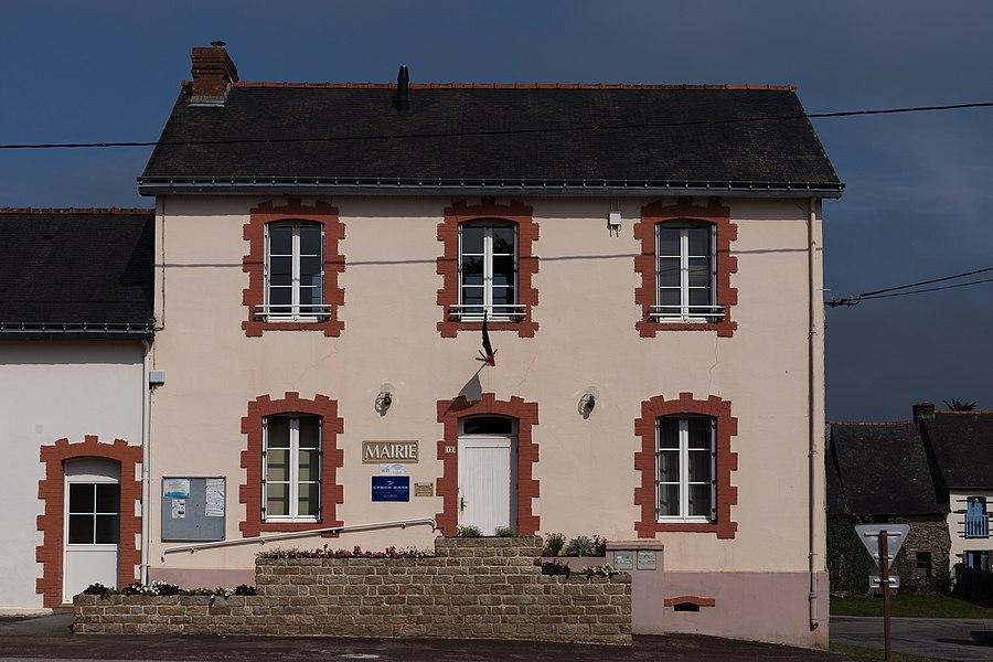 Mairie de Gourhel.