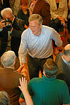 Governor of Florida Jeb Bush, Announcement Tour and Town Hall, Adams Opera House, Derry, New Hampshire by Michael Vadon 50.jpg