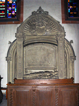 Philip I, Margrave of Baden - grave of Philip I of Baden