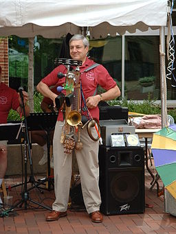 Graham spanier deacons of dixieland washboard