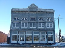 Historic Opera House in Grainfield
