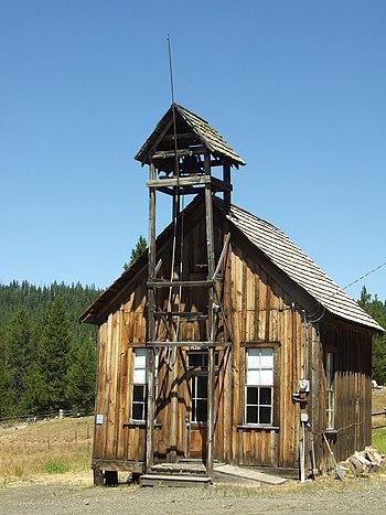 Granite, Oregon (ghost town)