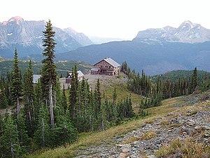 Granite Park Chalet in Glacier National Park (...