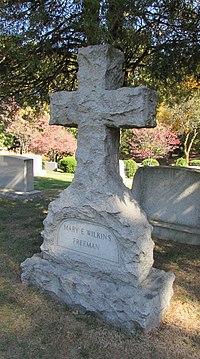 Grave of Mary Eleanor Wilkins Freeman.jpg