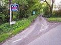 Gravelly Lane, near Huby - geograph.org.uk - 174799.jpg