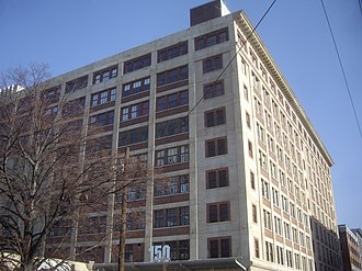 Great Atlantic and Pacific Tea Company Warehouse - Image: Great a p warehouse jersey city