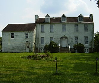 Albert G. Jenkins - Green Bottom, Jenkins's home, is currently being restored as a museum.