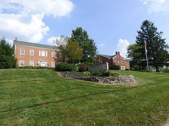 Greenhills, Ohio - Greenhills Ohio Municipal Building