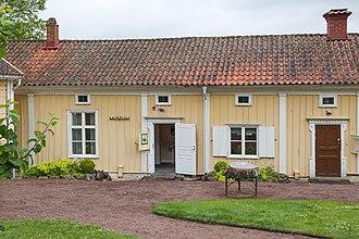 Gränna - Image: Grenna museum 2015 01