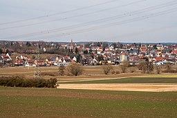 Großhabersdorf, Ortsansicht